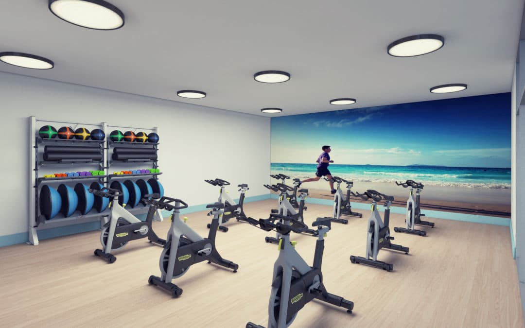 The Importance of Design for Movement Based Training Spaces