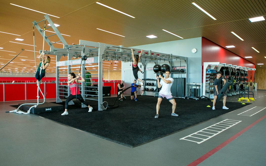 University Education | CSUN Debuts Its Functional Playground