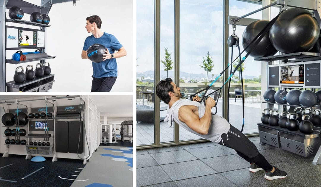 Aktiv Brings Virtual Fitness Training to Hotel Brands
