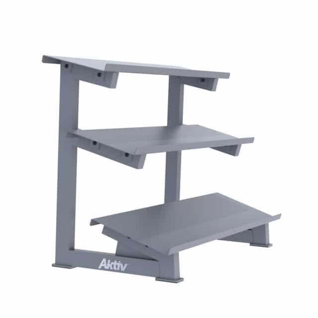 3 tier dumbbell rack for Aktiv forma or hex dumbbells