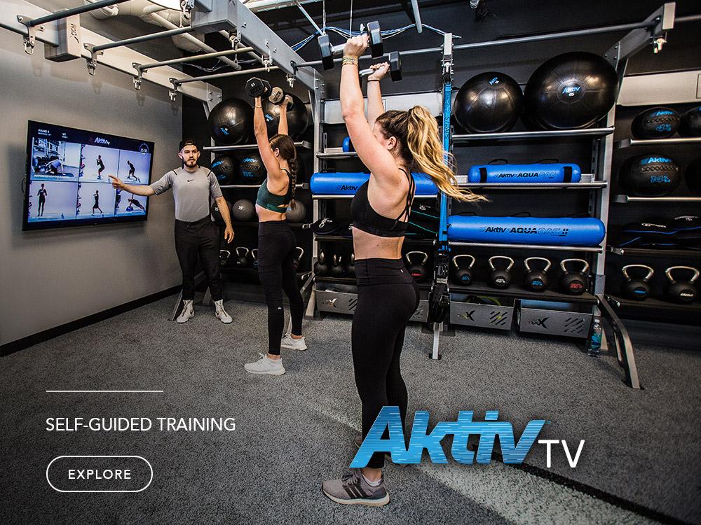 Aktiv TV - Self-Guided Training