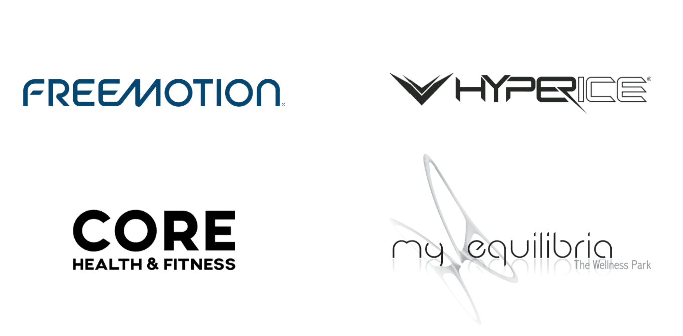 FreeMotion, Hyperice, CORE, MyEquilibria